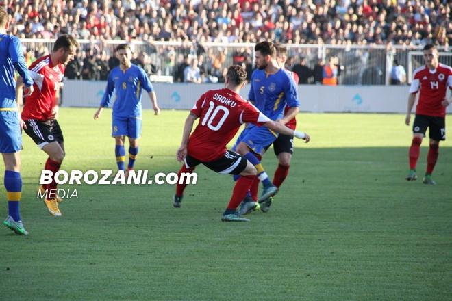 Zyrtare: Kosova-Shqipëria, në Zvicër