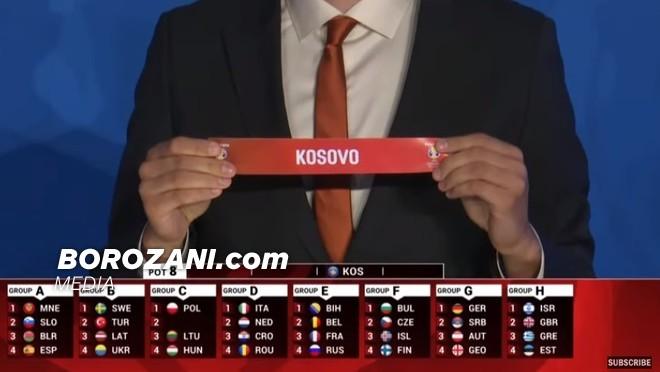 """Orari i ndeshjeve kualifikuese të Kosovës """"Kina 2019"""""""