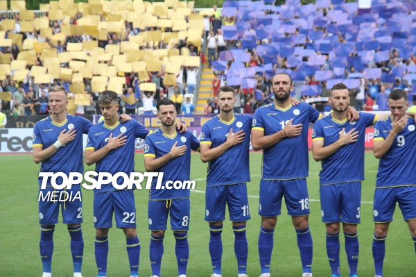 Anglia vs. Kosova, notat e lojtarëve