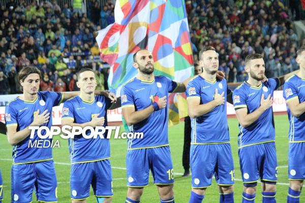 Pas fitoreve, Kosova ngritet në FIFA renditje