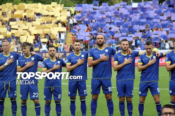 Kosova në Grupin C ose F në EURO 2020