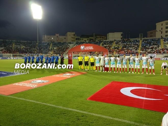 Turqia shënon pas vetëm 5 minutave