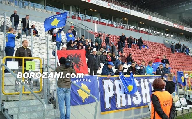 Përkundër përmirësimeve, Kosova mposhtet nga Ukraina