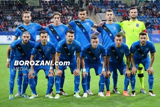 Kosova mbi Maqedoninë në FIFA