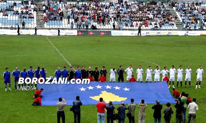 Formacionet zyrtare: Finlanda - Kosova
