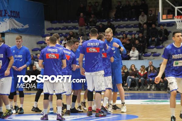 Përkundër humbjeve, Kosova s'lëviz nga vendi në FIBA renditje