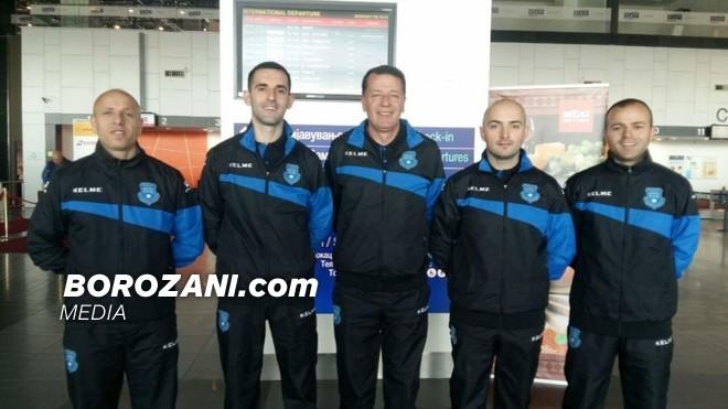 Referët e Kosovës, nisen për Maltë sot
