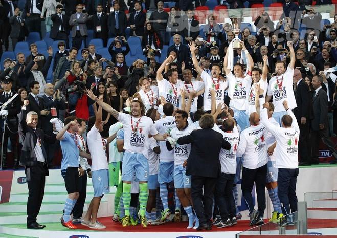 Cana fiton Kupën italiane