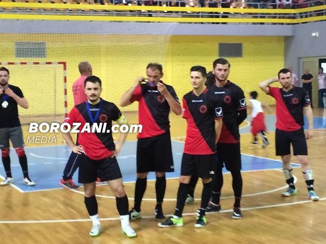 Liburni e Prishtina fitojnë