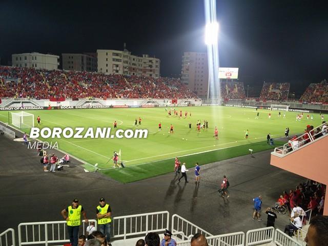 Zyrtare: Shqipëria vazhdon nesër ndeshjen e mbetur