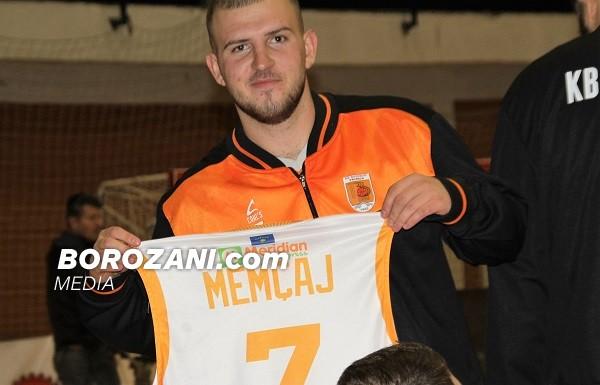 Ardit Memçaj me skuadër të re