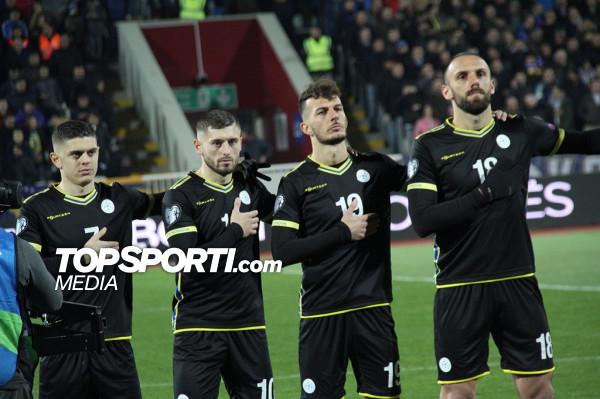 Formacionet zyrtare: Kosova me Rashicën në sulm