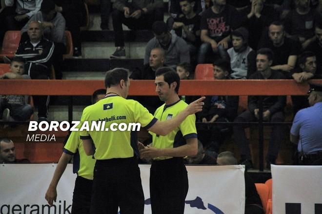 Dënohen referët e ndeshjes Ylli-Prishtina