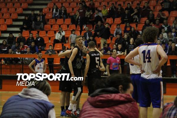 New Basket fiton por mbetet jashtë Play Offit