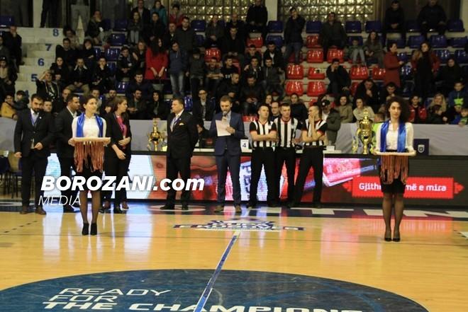 Finalja e Kupës 2016, Penza 91-77 Prishtina