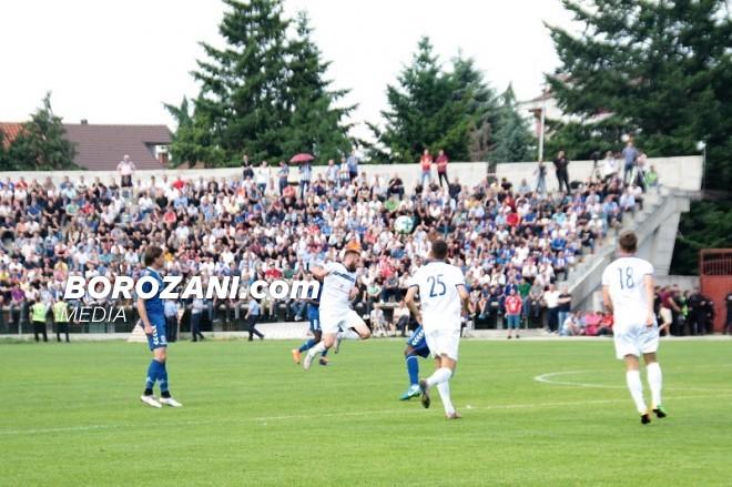 Stadiumi hapet me Superkupën e Kosovës!