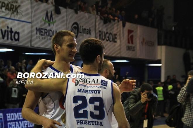 Finalja e Kupës 2016, Prishtina 81-78 Peja