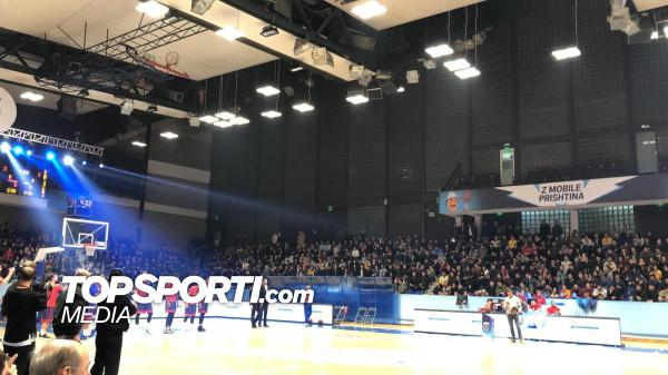 Pesëshet e para: Prishtina - Steaua