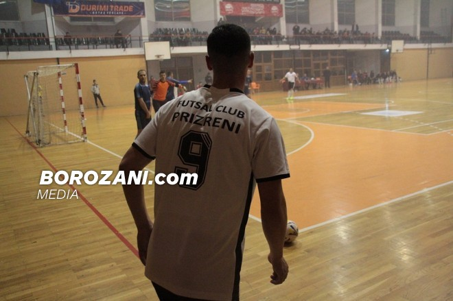 Prizreni futsall në Superligë