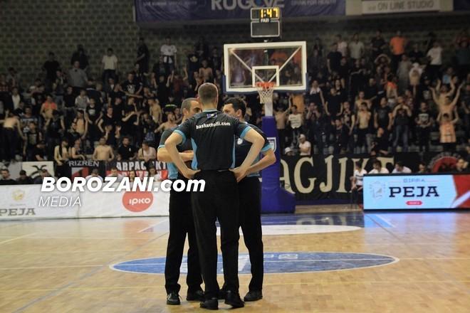 Refer maqedon, për ndeshjen e katërt të serisë finale
