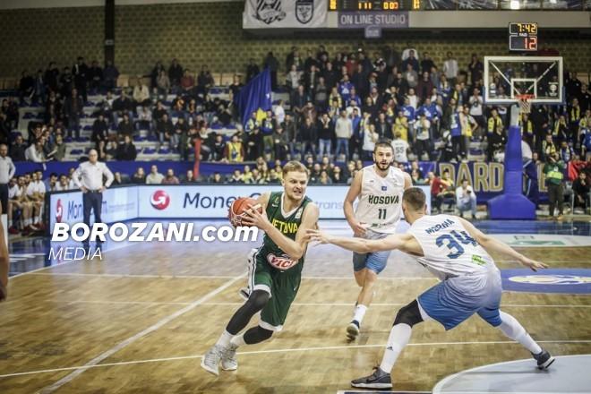 Pesëshet e para: Lituania - Kosova