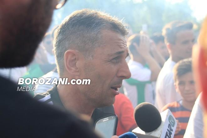 Feronikeli prezenton trajnerin dhe përforcimet