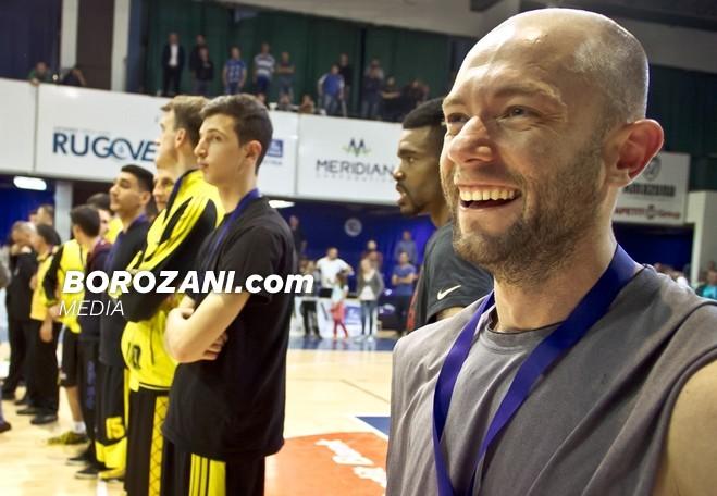 Samir Shaptahovic me letër motivuese për Pejën!