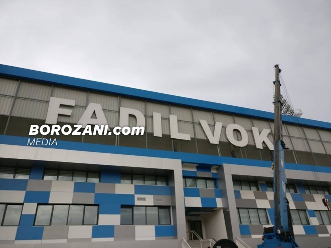 """UEFA zyrtarisht licencon stadiumin """"Fadil Vokrri"""""""