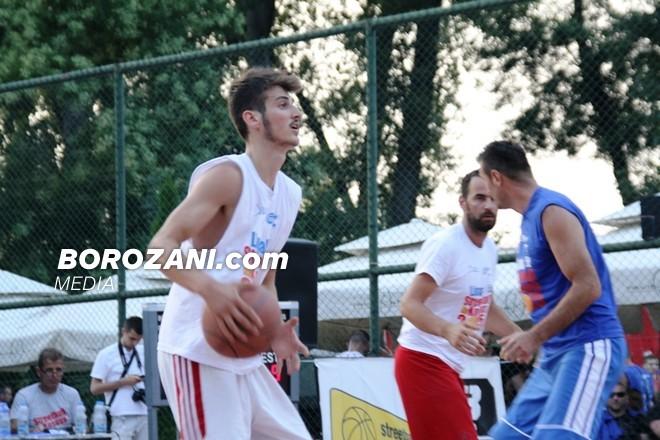Superfinals Streetball Kosova - Profi