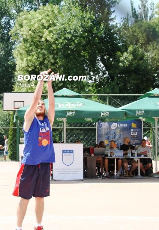 Superfinals Streetball Kosova 2015 - Amatorët