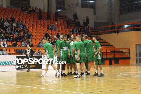 Fitorja e parë e vitit dërgon Trepçën në çerekfinale