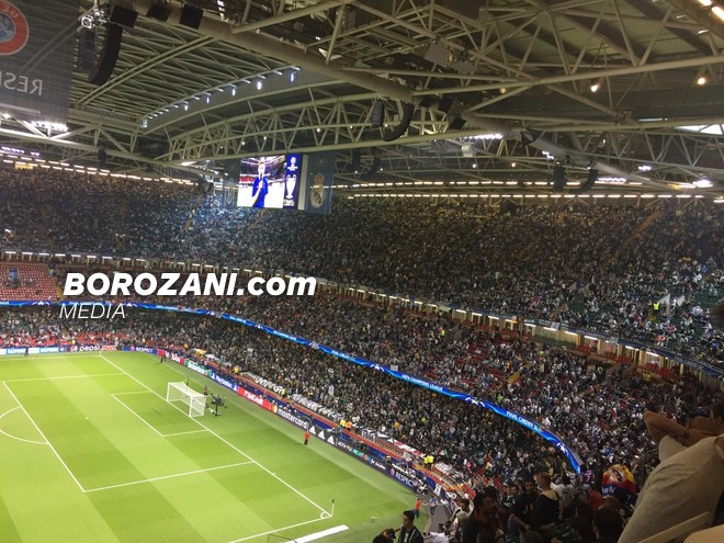 Formacionet zyrtare: Juventus - Real Madrid
