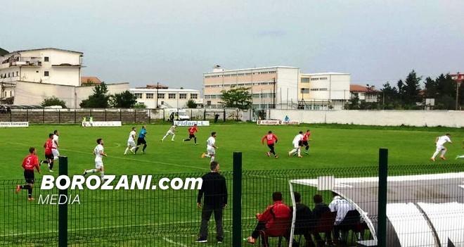 Një ndeshje në Ligë të Parë