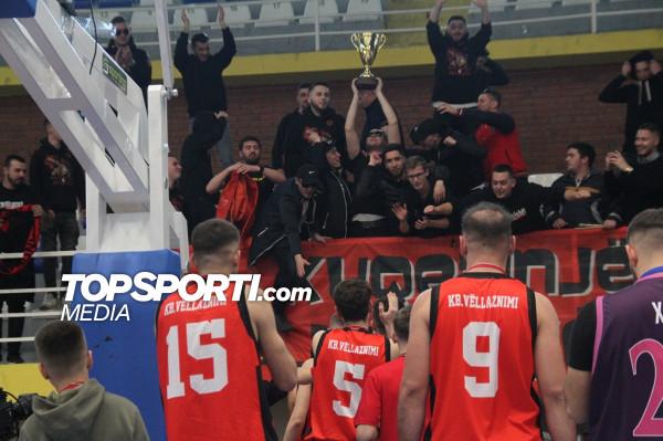 Mposhtë AS Prishtinën, Vëllaznimi fitues i Kupës në Ligën e Parë