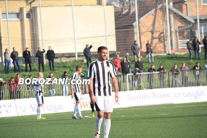 Visar Berisha largohet nga Liria
