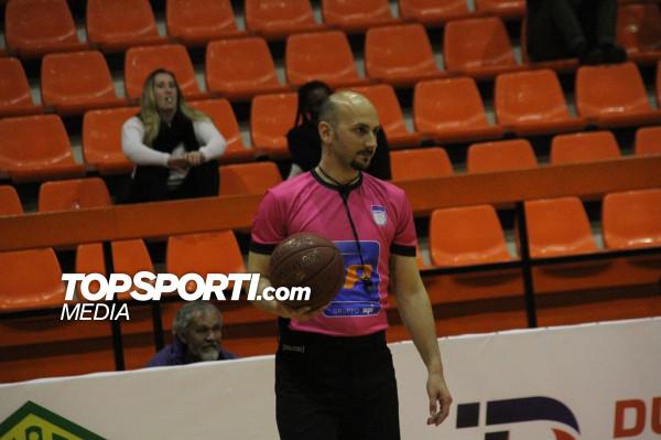 Bunjaku kandidat për referim potencial në gara të FIBA-së