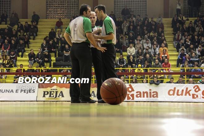 Peja gjobitet pas ndeshjes ndaj Prishtinës