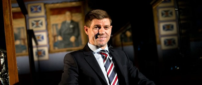 Zyrtarizohet Gerrard