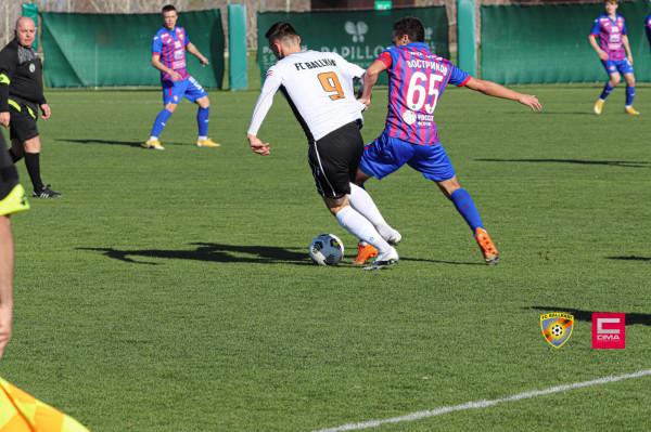 Ballkani mposhtë të rinjtë e CSKA Moskës