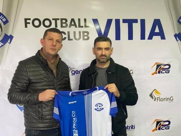 Ilir Berisha nënshkruan me Vitinë