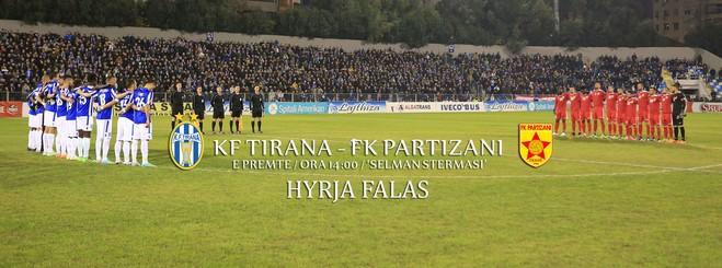 Mesjeta në Tiranë!