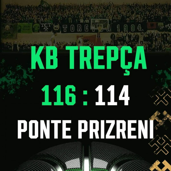 Thehet rekordi i stinorit në ndeshjen Trepça-Ponte Prizreni