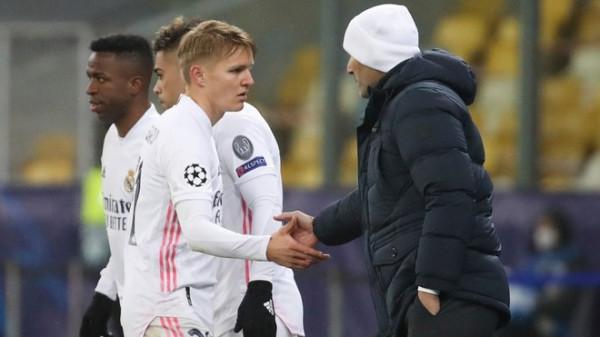 Martin Odegaard kërkon të largohet nga Real Madrid