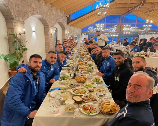 Llapi finalen e Kupës e feston me iftar