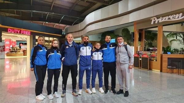 Pesë karateistë nga Kosova nisen drejt Portugalisë