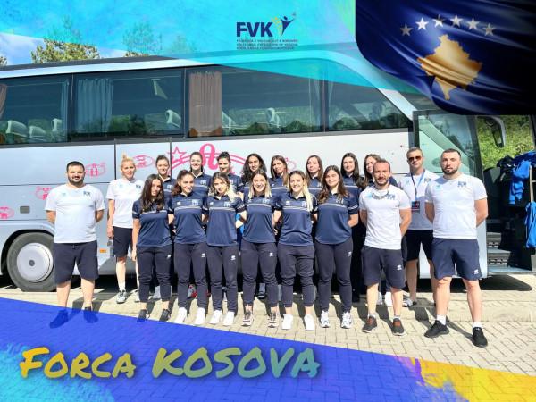 Vashat e Kosovës kryejnë testet COVID-19 në Podgoricë, para ndeshjes së nesërme