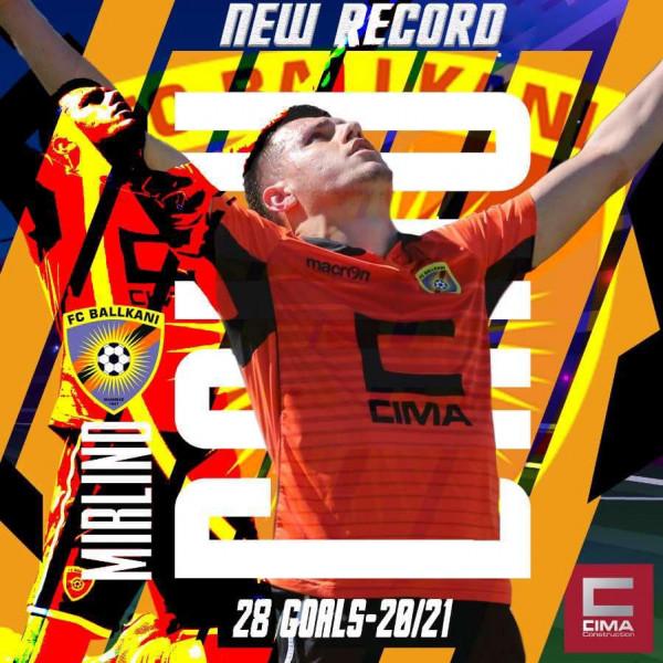 Daku: Ndjenjë e papërshkruar të thyej rekordin si golashënuesi më i mirë