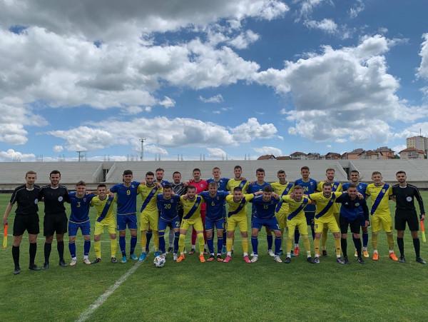 Kosova U21 barazon në miqësore me 2 Korrikun