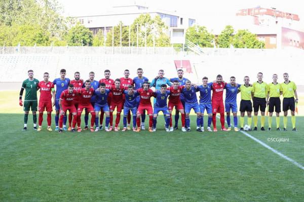 Miqësorja mes Kosovës U21 dhe Gjilanit mbyllet me 4 gola