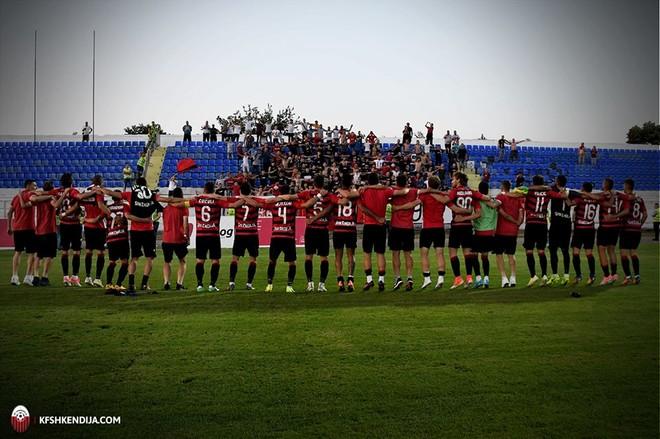 Shkëndija kundër rivalit të Prishtinës
